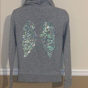 Victoria's Secret angel sweatshirt
